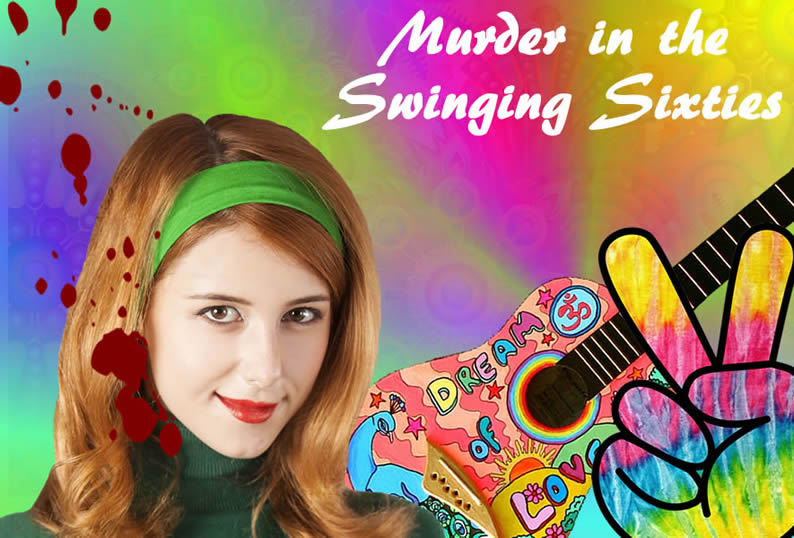 Murder in the Swinging Sixties - game cover image