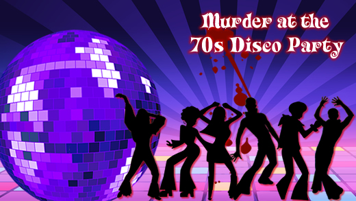 Murder at the 70s Disco Party
