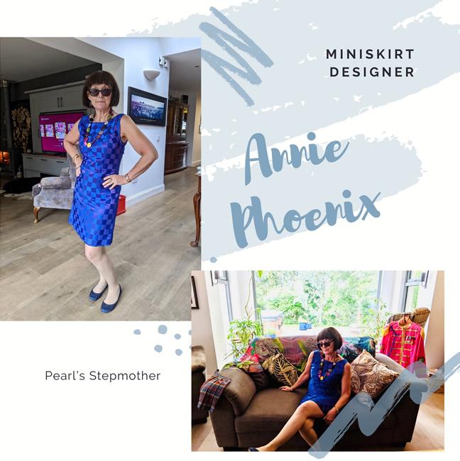 Annie Phoenix - Grace's party