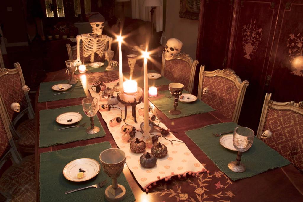 Horror dinner party