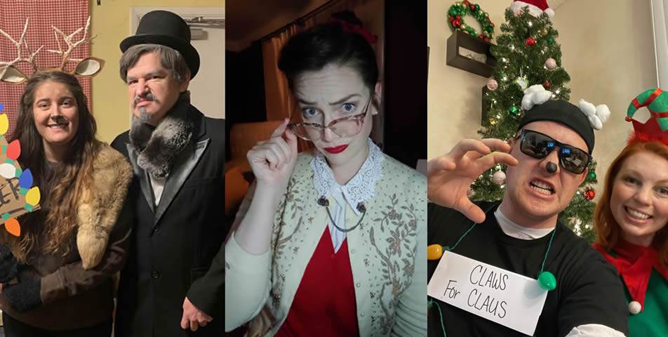 Is Santa Slayed? - a Zoom murder mystery party