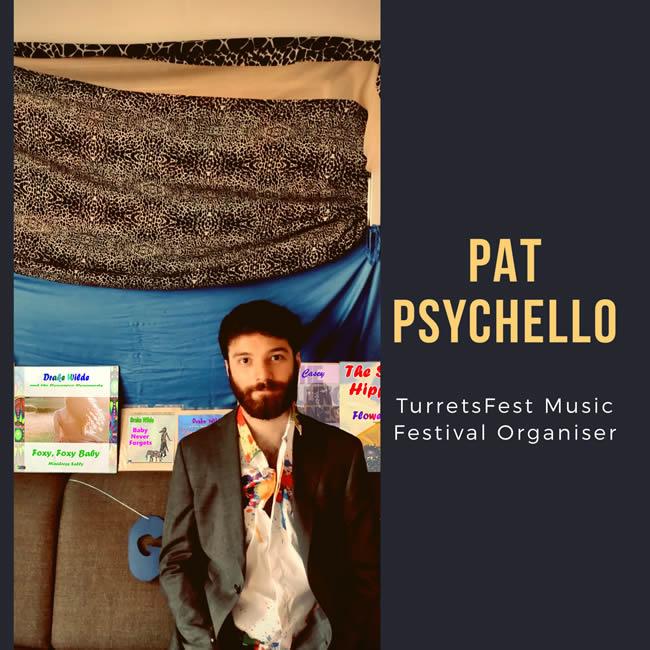 Pat Psychello