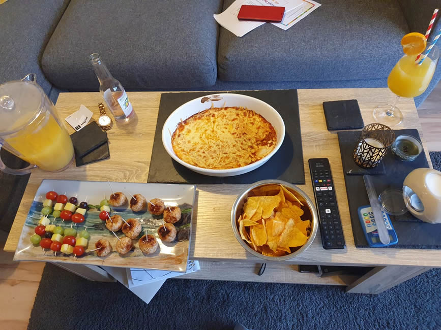 60s' food