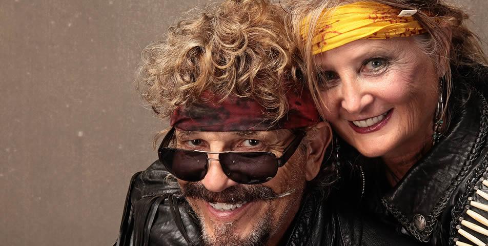 Sixties hippies